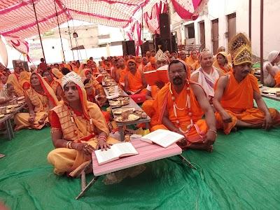 512 अघ्र्य के साथ कि गई श्री जिनेंद्र देव की आराधना | Pohari News