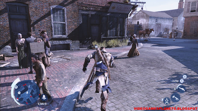 download Assassin's Creed 3 pc game