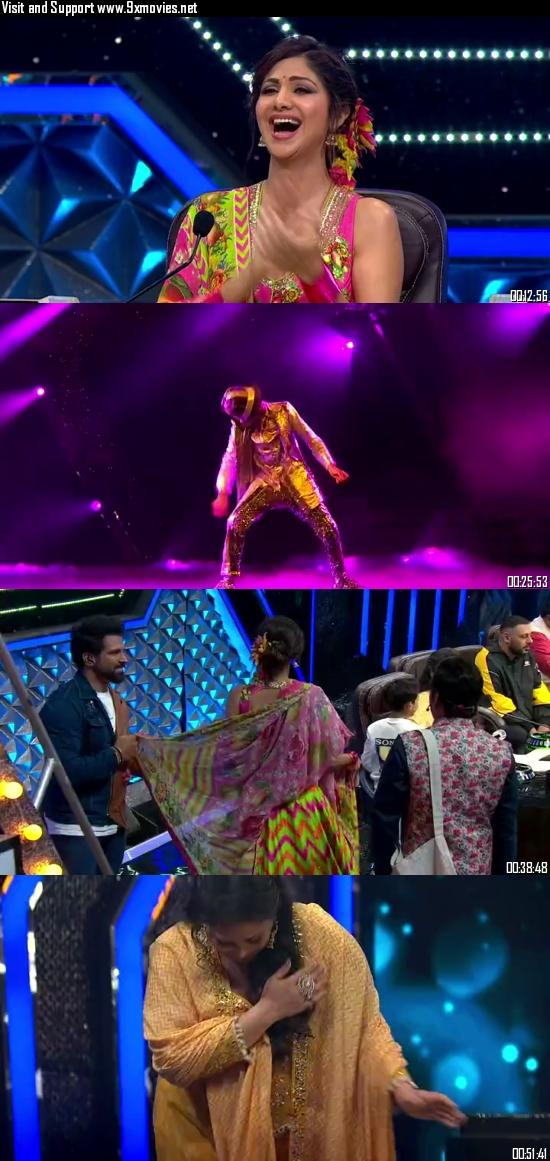 Super Dancer 17 July 2021 HDTV 480p 280MB