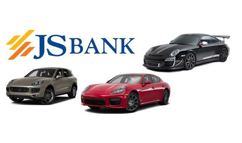 Porsche 911 Panamera Cayenne Car JS Bank Installments Plan