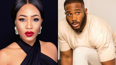 Former Big Brother Naija housemate, Erica, has reacted after love interest, Kiddwaya called her a liar on micro-blogging platform, Twitter.