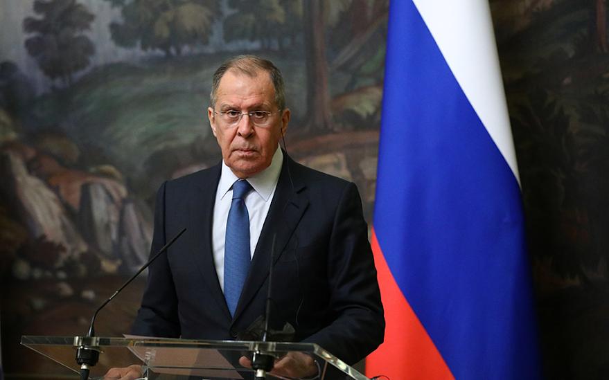 Λαβρόφ: «Ρωσία και Τουρκία δεν κάμπτονται ποτέ»
