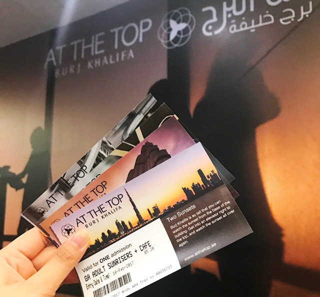 Tickets at At The Top Burj Khalifa