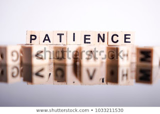 Be patience full
