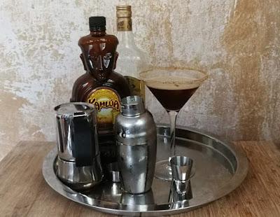 Espresso Tequila