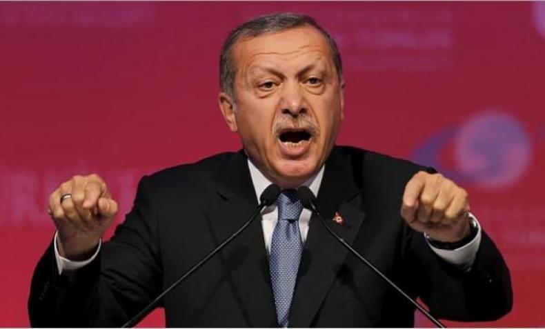 Heroik, Erdogan Akan 'Lawan' Semua Pendukung Israel