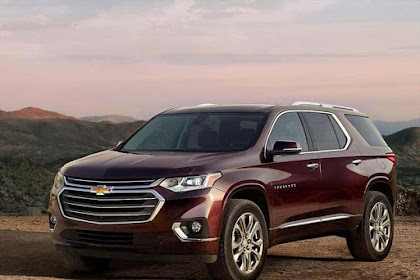 2019 Chevrolet Traverse Review, Specs, Price