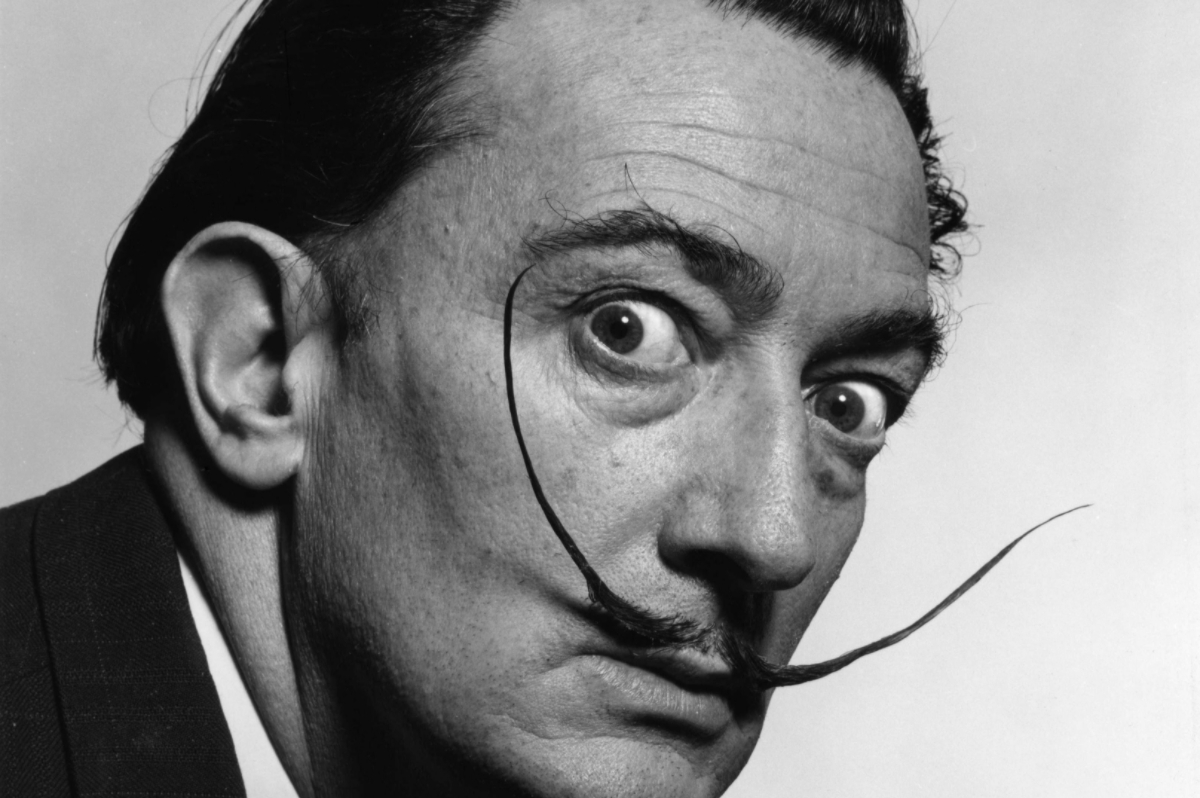 10 Bizarre Facts You Might Not Know About Salvador Dalí