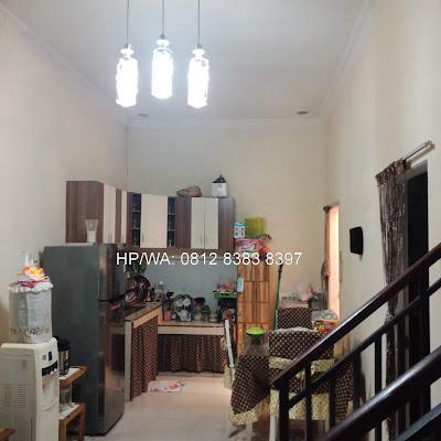 Dapur Rumah Murah Secondary 2 lantai di Jl. Asoka 1 Pasar 1 Ring Road Dekat Ring Road City Walk Medan