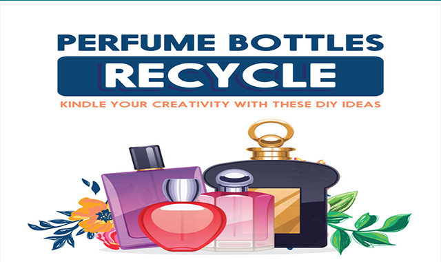 Perfume Bottles Recycle: The Ultimate Guide