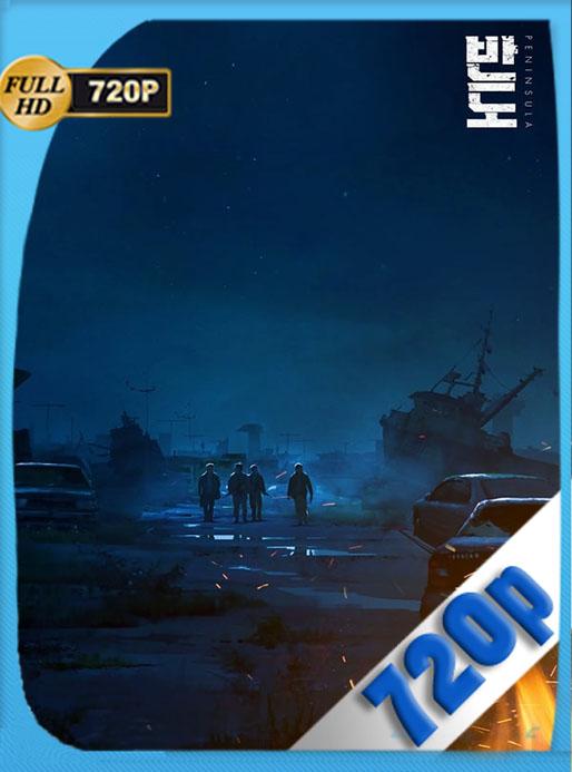 Estación Zombie 2 Península (2020) HD 720p Latino [GoogleDrive] [tomyly]