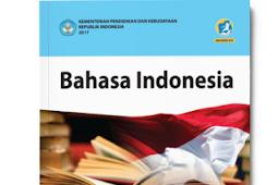 RPP 1 Lembar SMP/MTS K13 Kelas 7 Bahasa Indonesia Semester 2 Revisi 2020