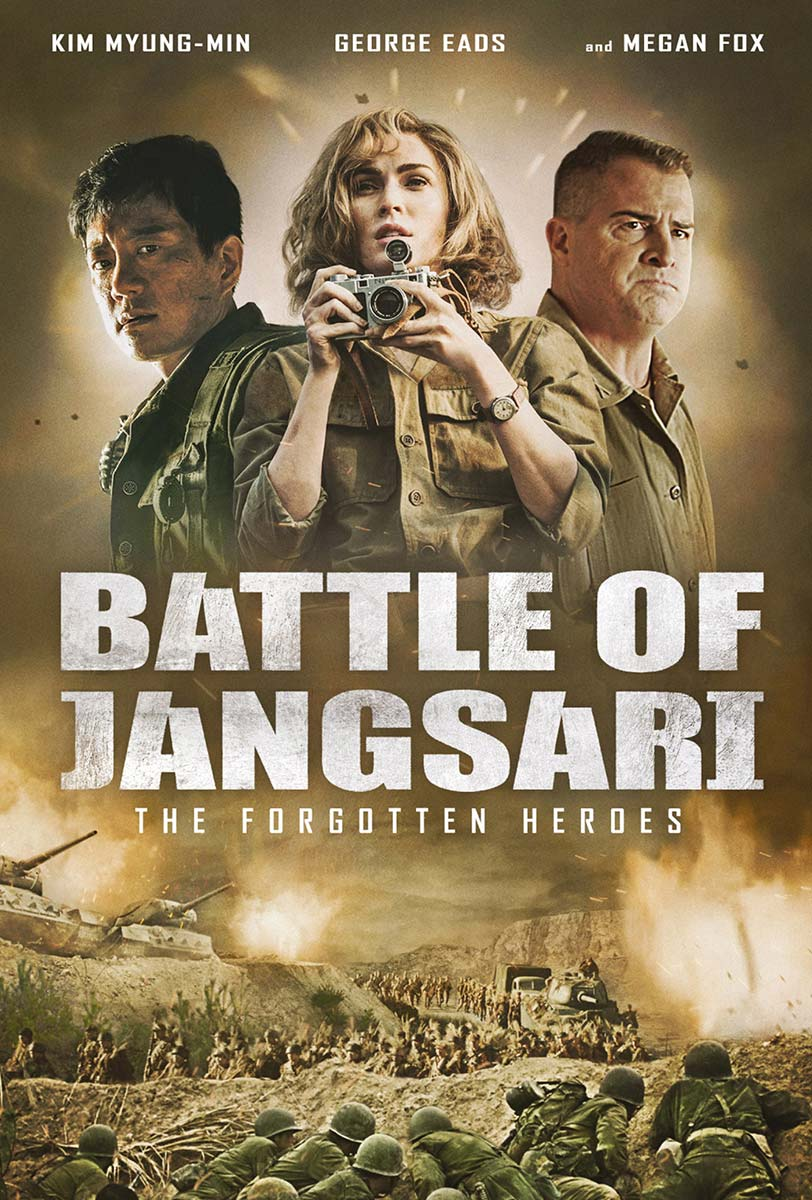 The Battle of Jangsari (2019) Full Movie
