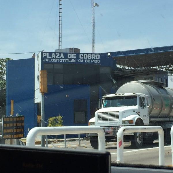 Los toma casetas se han robado unos 700 millones en Tepa y Jalos