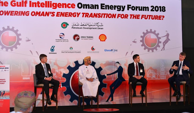 Image Attribute: Oman Energy Forum 2018 - The Plenary Session / Source: The Gulf Intelligence