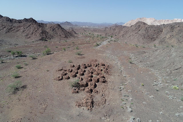 Iron Age site discovered in Oman