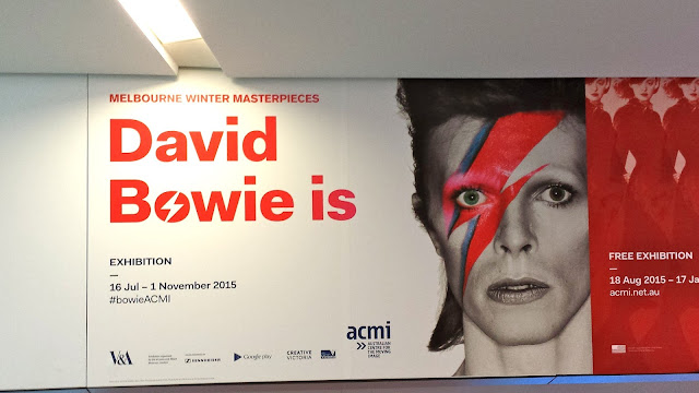 David Bowie Is ACMI Melbourne