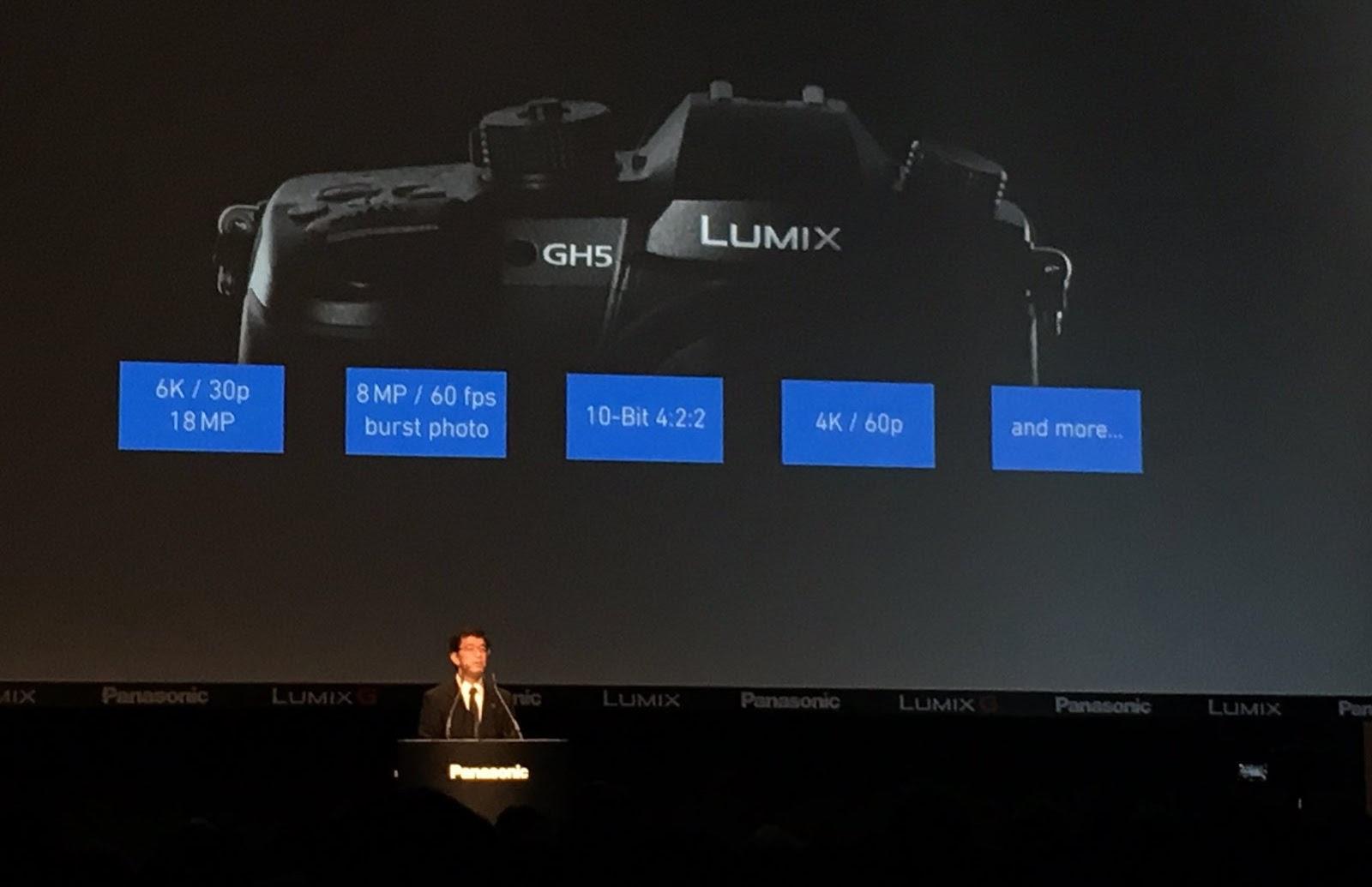 Презентация компании Panasonic в Кельне