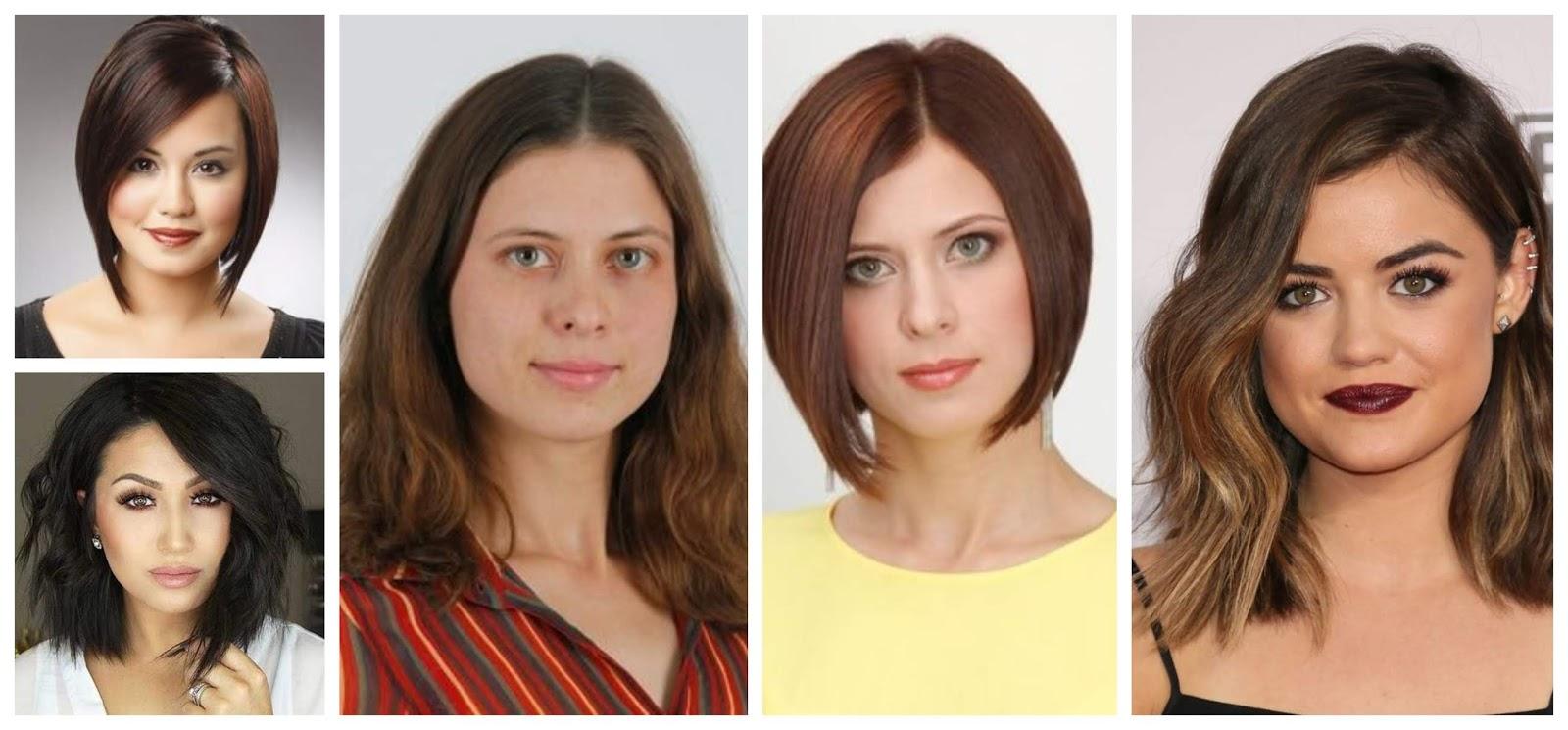 Cortes de pelo para adelgazar rostro