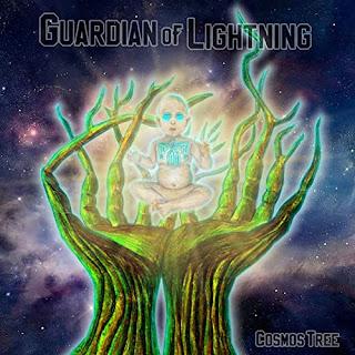 """Ο δίσκος των Guardian Of Lightning """"Cosmos Tree"""""""