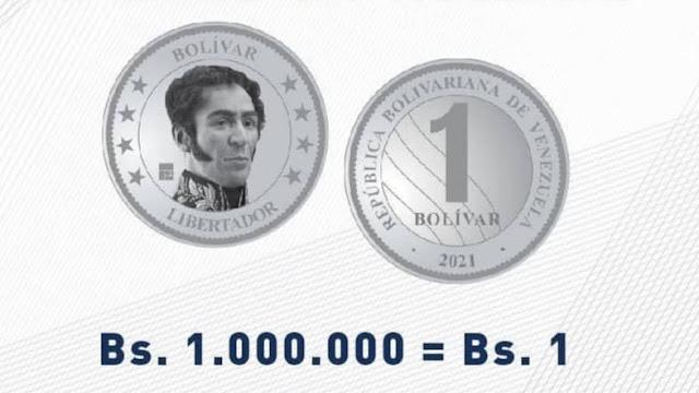 NUEVO CONO MONETARIO TENDRÁ UNA MONEDA DE 1 BOLÍVAR Y UN BILLETE DE BS. 100 [+FOTOS]