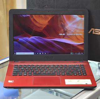 Laptop ASUS X441BA AMD A9 Fullset Malang