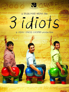 3 Idiots 2009 Hindi 480p BluRay ESub 500MB