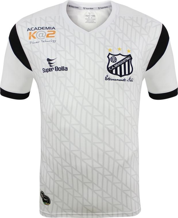 957babb3be Super Bolla divulga as novas camisas do Bragantino - Show de Camisas