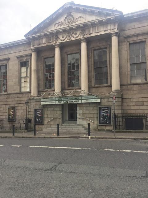 Dublin city break - The Gate Theatre