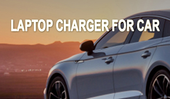 19 volt laptop charger using car battery
