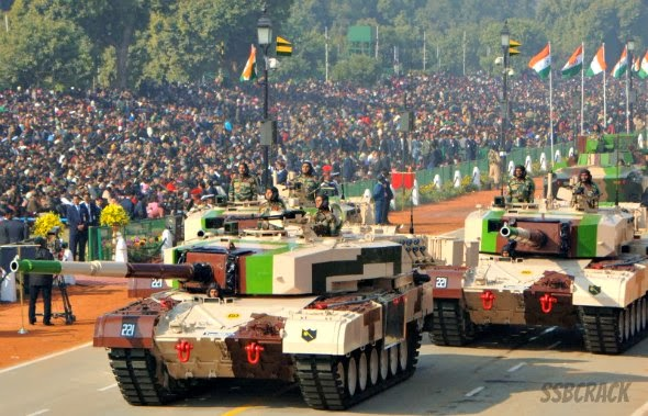 Indian Army Combat Vehicles