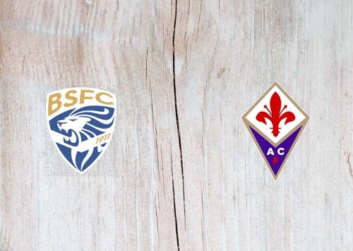 Brescia vs Fiorentina -Highlights 21 October 2019