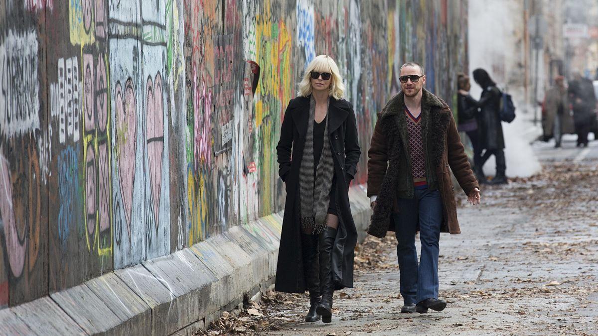 Atómica. Atomic Blonde (2017)