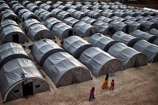 600.000 Syriens