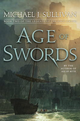 Age of Swords by Michael J. Sullivan Review