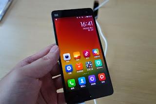 Site oficial Xiaomi Mi4 para comprar