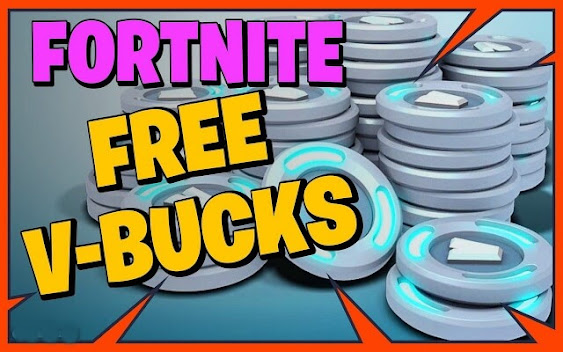 Fortnite V bucks: Vbucks Free Online Generator for Fortnite 2021