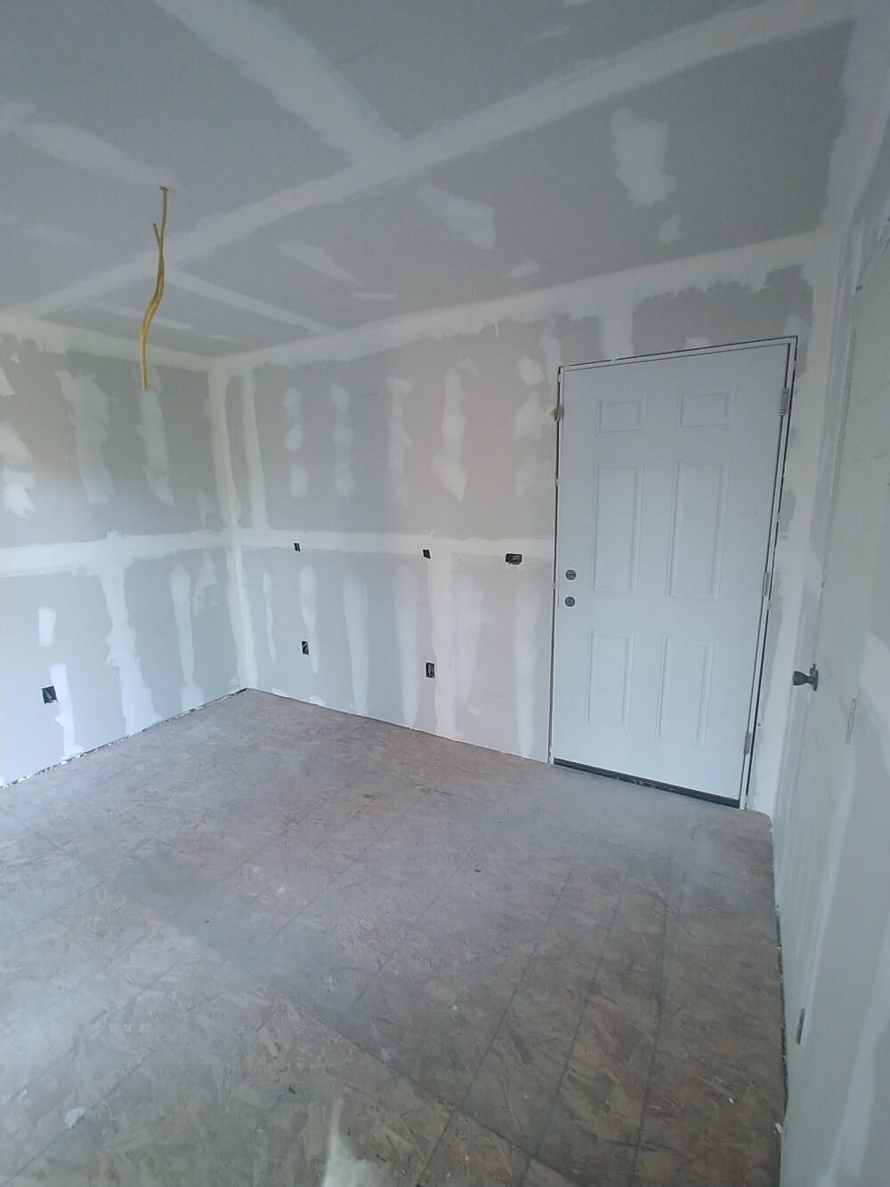 Remodeling the Garage to Create a Workshop