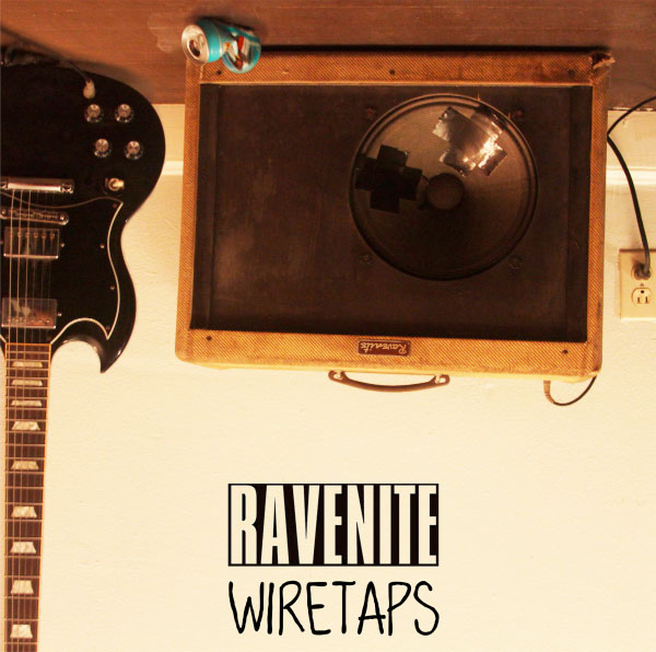 "Ravenite stream new EP ""Wiretaps"""