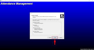 Cara instal attendance management