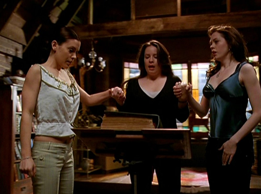 charmed review Manic episodes is an in-depth but still humorous look at (mostly) genre television, including charmed, cop rock, and werewolf.