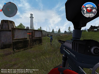 Renegade Paintball PC