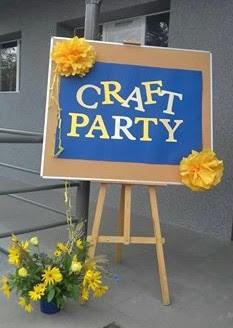 Craft Party w Poznaniu – krótka relacja