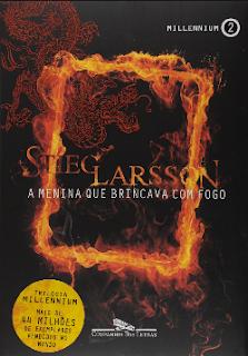 A Menina Que Brincava Com Fogo epub - Stieg Larsson