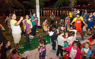 Luau Lúdico Baby tem sua terceira edição na Praia de Icaraí
