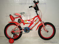 Sepeda Anak Everbest 16-727 Naruto 16 Inci