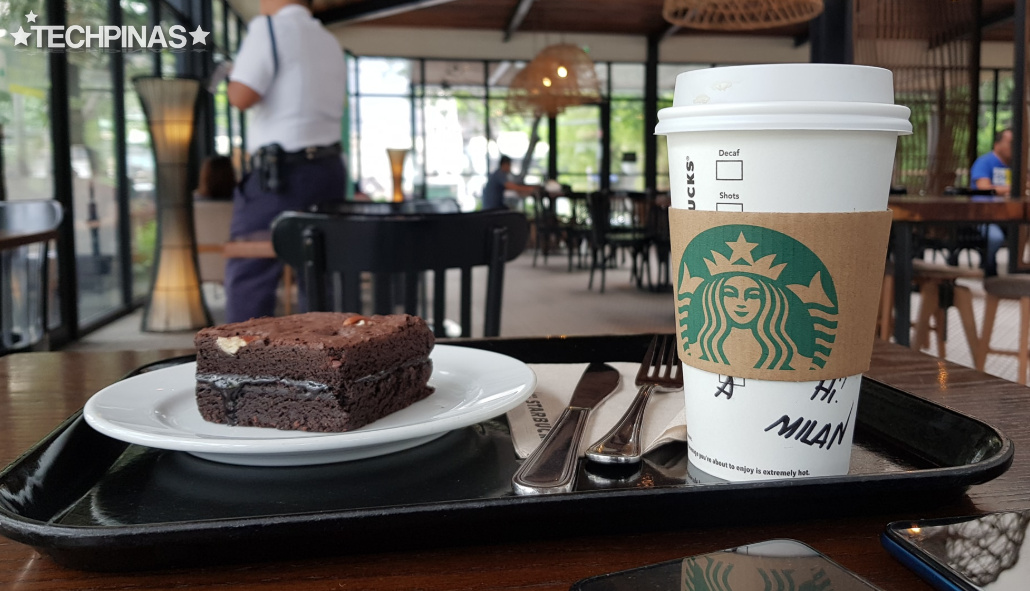 Starbucks, Starbucks Philippines, GrabPay Starbucks
