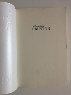 Beautiful Oblivion A Novel
