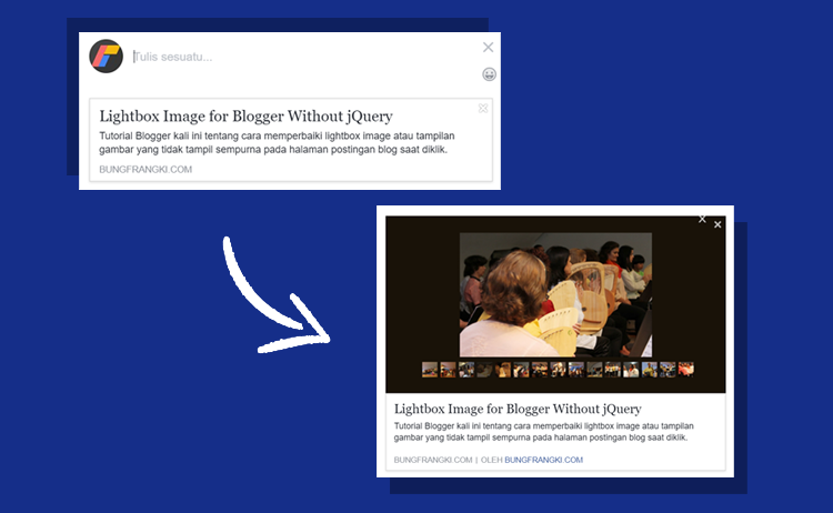 Update: Add Open Graph Tags to Blogger