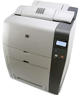 HP Color LaserJet CP4005 Télécharger Pilote